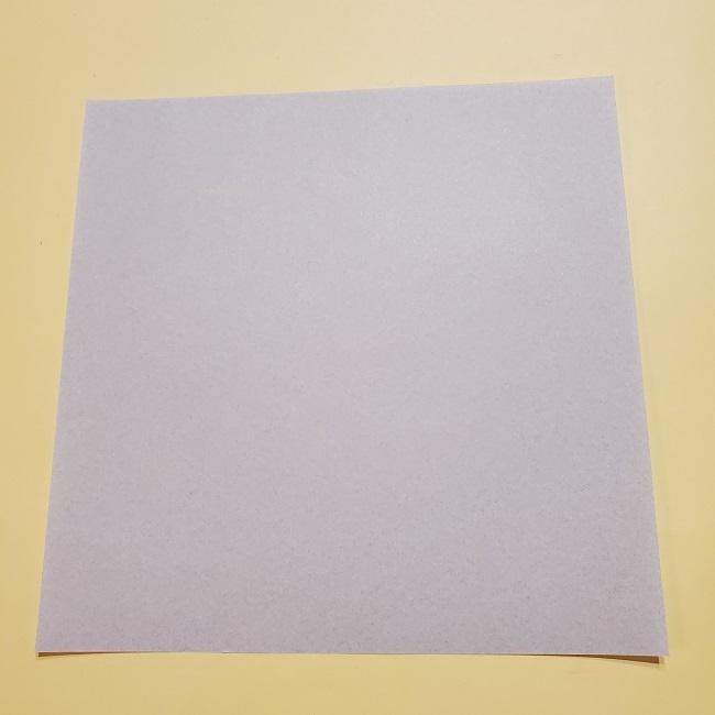 きめつのやいばの折り紙 宇髄天元(うずいてんげん)の折り方作り方 (7)