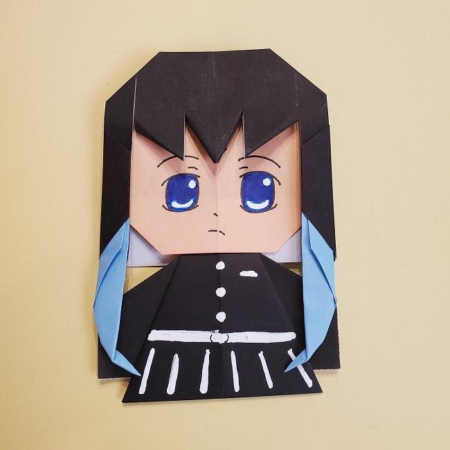 折り紙 ば つの 簡単 い や きめ