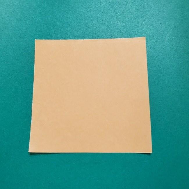 きめつの刃 折り紙★カナヲの折り方 (1)