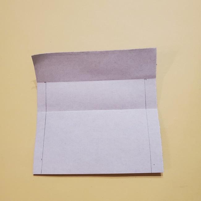 きめつの刃 折り紙★カナヲの折り方 (10)