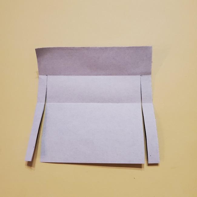 きめつの刃 折り紙★カナヲの折り方 (11)