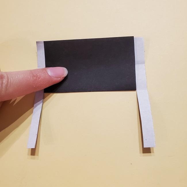 きめつの刃 折り紙★カナヲの折り方 (12)