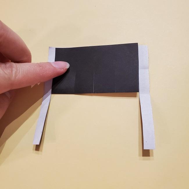 きめつの刃 折り紙★カナヲの折り方 (14)