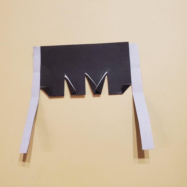 きめつの刃 折り紙★カナヲの折り方 (16)