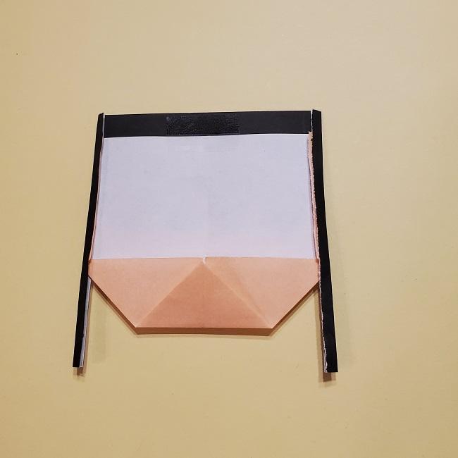 きめつの刃 折り紙★カナヲの折り方 (18)