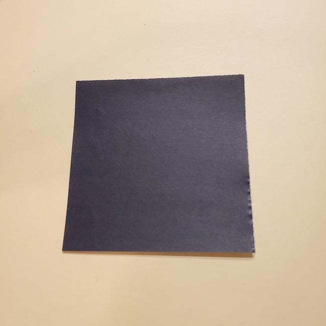 きめつの刃 折り紙★カナヲの折り方 (22)