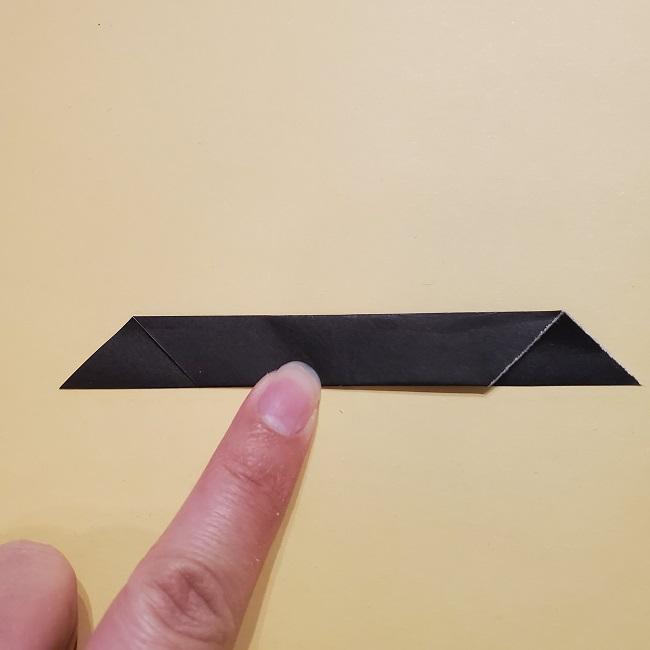 きめつの刃 折り紙★カナヲの折り方 (25)