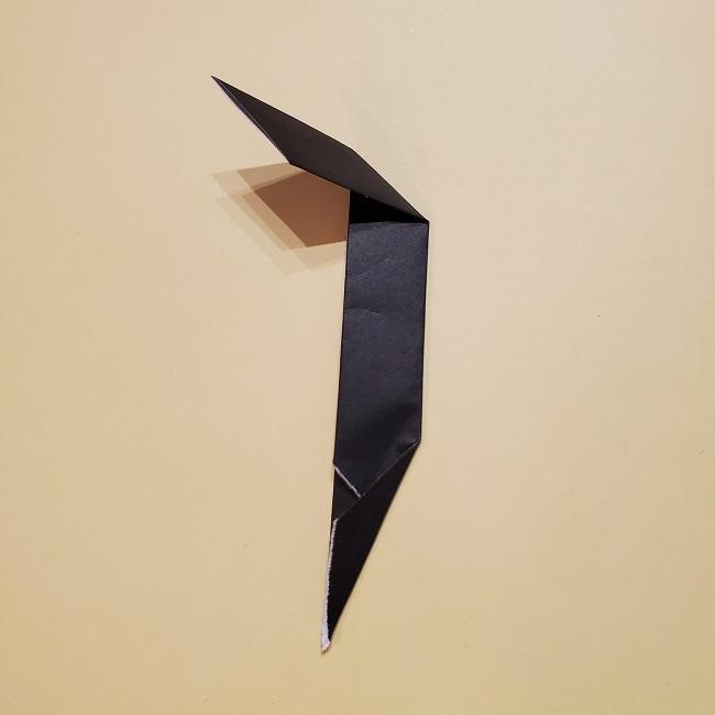 きめつの刃 折り紙★カナヲの折り方 (29)