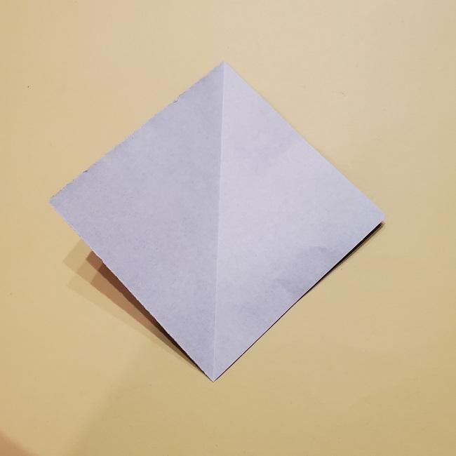 きめつの刃 折り紙★カナヲの折り方 (34)