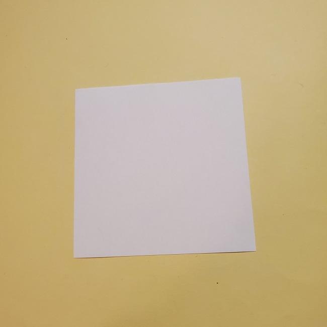 きめつの刃 折り紙★カナヲの折り方 (39)