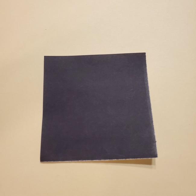 きめつの刃 折り紙★カナヲの折り方 (6)