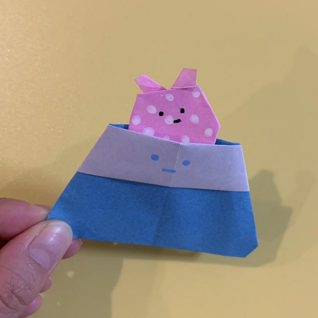 すみっこ【やま】の折り紙は簡単かわいい☆