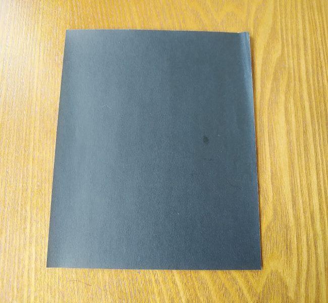 すみっこぐらし『おにぎり』の折り紙*折り方(平面) (1)