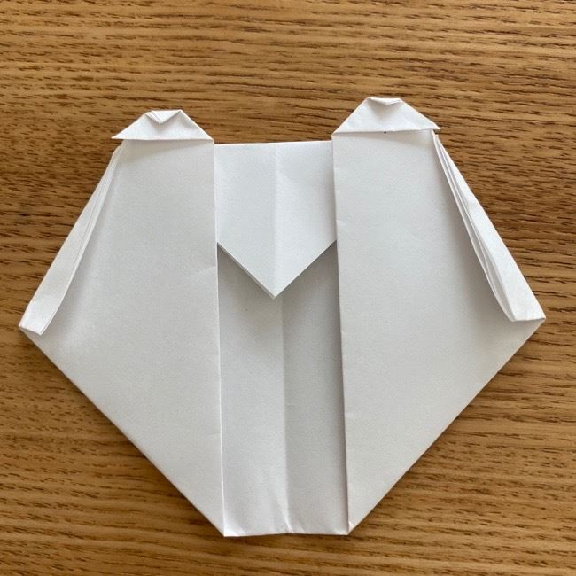 すみっこぐらしの折り紙アイスしろくま (12)