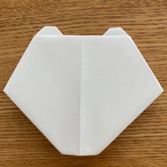 すみっこぐらしの折り紙アイスしろくま (13)