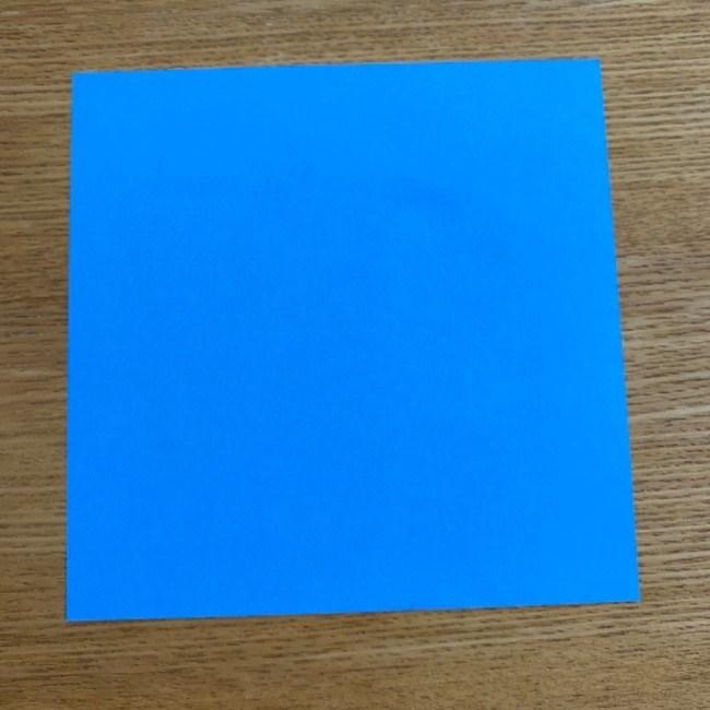 すみっこぐらしの折り紙アイスとかげ (1)