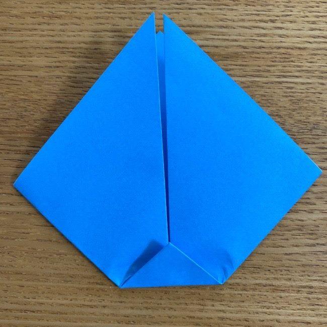 すみっこぐらしの折り紙アイスとかげ (5)