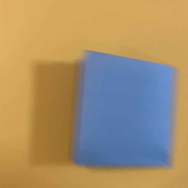 すみっこぐらし にせつむりの折り紙★折り方・作り方 (14)