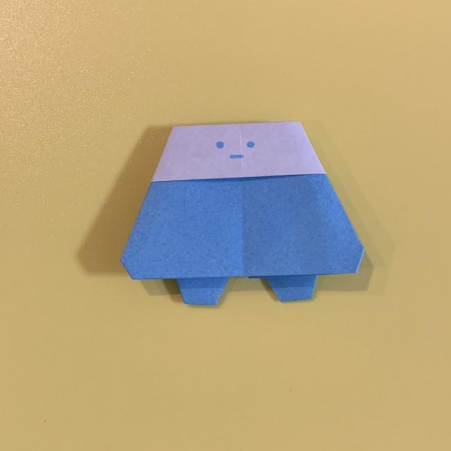 すみっこぐらし やま 折り紙の折り方・作り方★簡単かわいいキャラクター