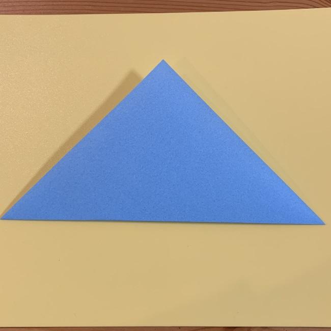 すみっこぐらし やま 折り紙の折り方・作り方 (1)