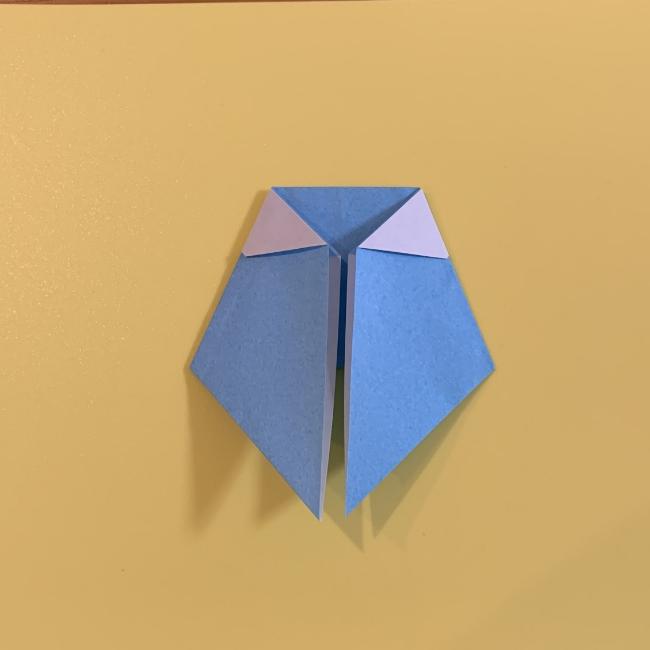 すみっこぐらし やま 折り紙の折り方・作り方 (11)