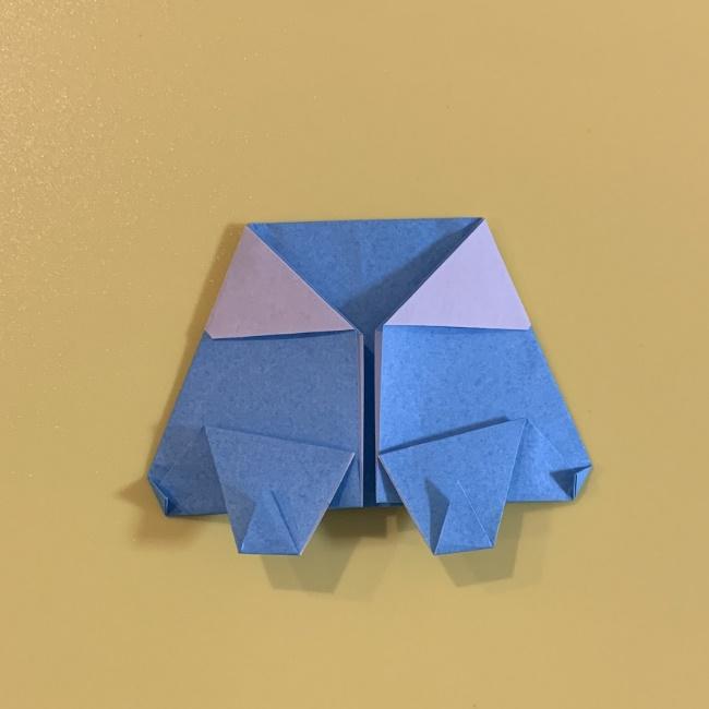 すみっこぐらし やま 折り紙の折り方・作り方 (15)