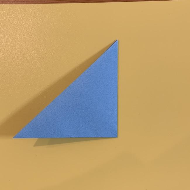 すみっこぐらし やま 折り紙の折り方・作り方 (2)