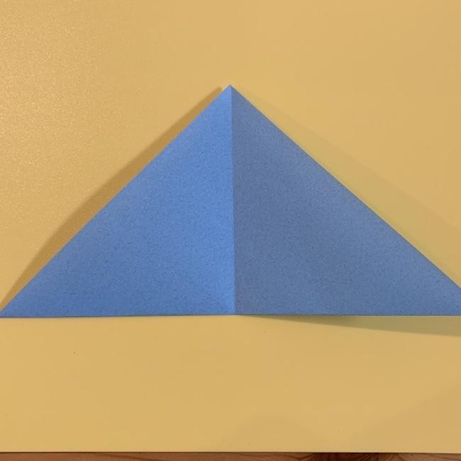 すみっこぐらし やま 折り紙の折り方・作り方 (3)