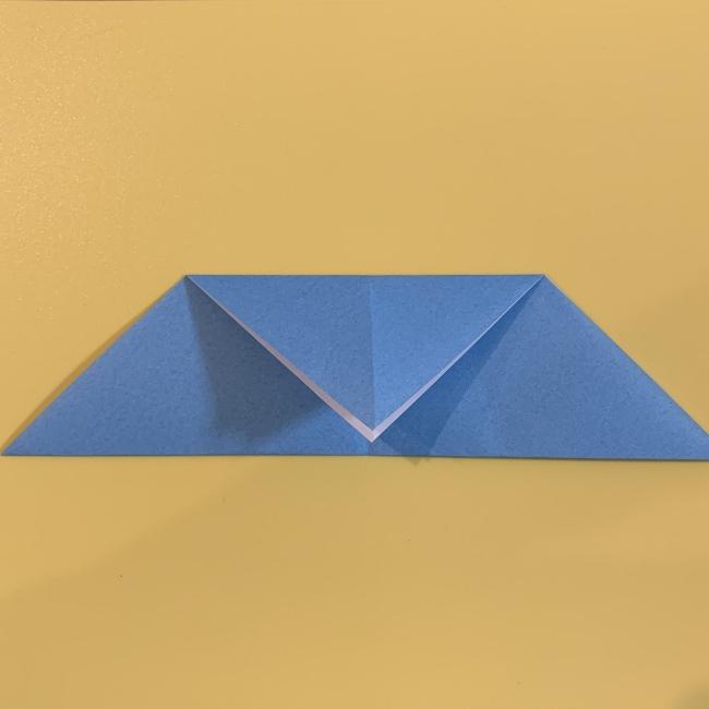 すみっこぐらし やま 折り紙の折り方・作り方 (4)
