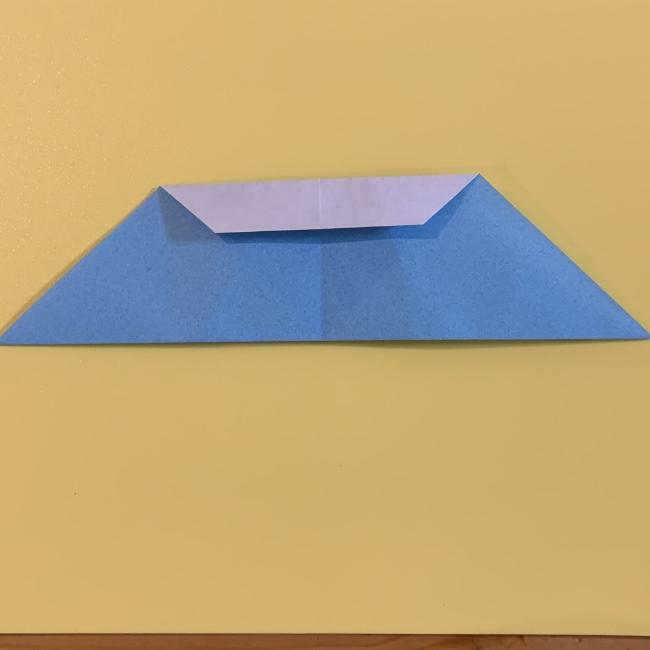 すみっこぐらし やま 折り紙の折り方・作り方 (9)