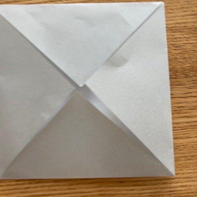 すみっこぐらし 折り紙のほこり《折り方・作り方》 (3)