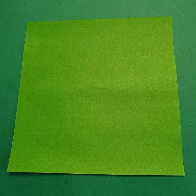 すみっこぐらし 折り紙のスマホ(携帯)*折り方 (1)