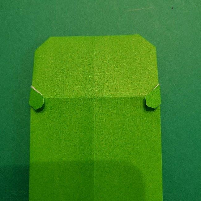 すみっこぐらし 折り紙のスマホ(携帯)*折り方 (15)