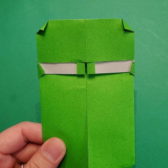 すみっこぐらし 折り紙のスマホ(携帯)*折り方 (16)