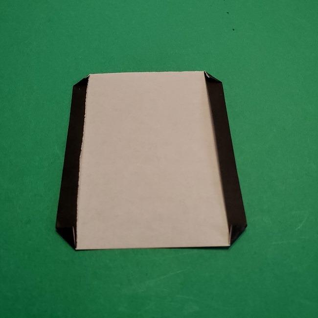 すみっこぐらし 折り紙のスマホ(携帯)*折り方 (19)