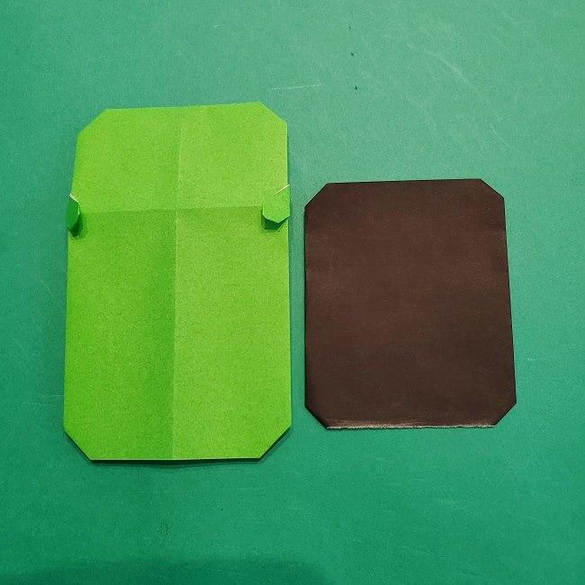 すみっこぐらし 折り紙のスマホ(携帯)*折り方 (20)
