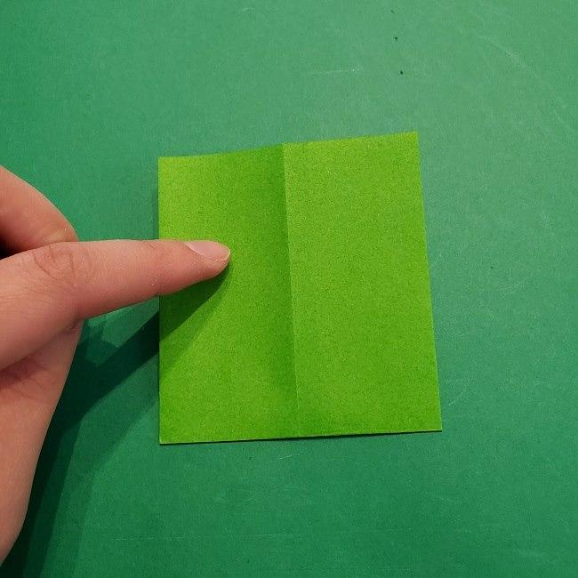 すみっこぐらし 折り紙のスマホ(携帯)*折り方 (5)