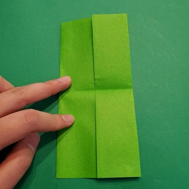 すみっこぐらし 折り紙のスマホ(携帯)*折り方 (6)