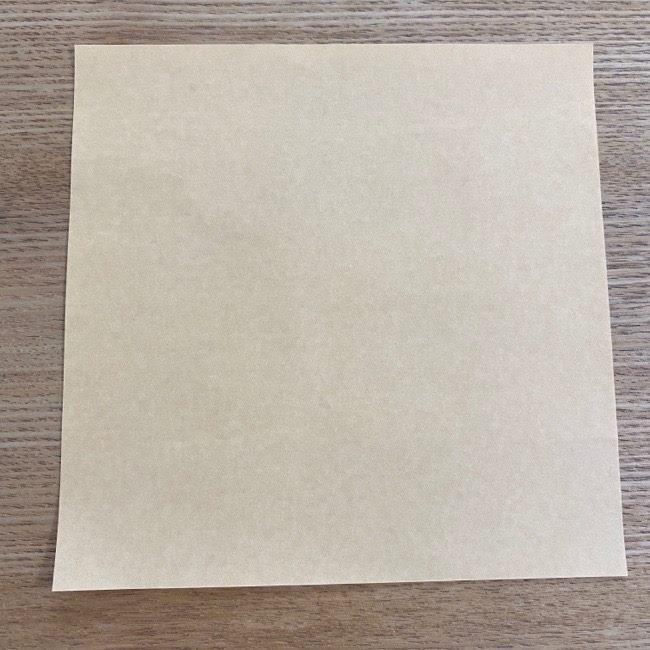 すみっコぐらしの折り紙アイスねこ (1)