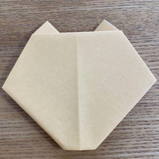 すみっコぐらしの折り紙アイスねこ (13)