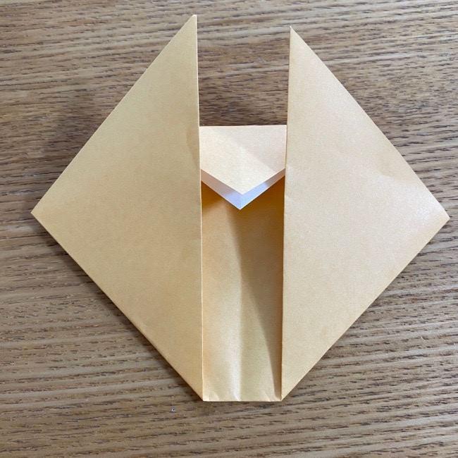 すみっコぐらしの折り紙アイスねこ (7)