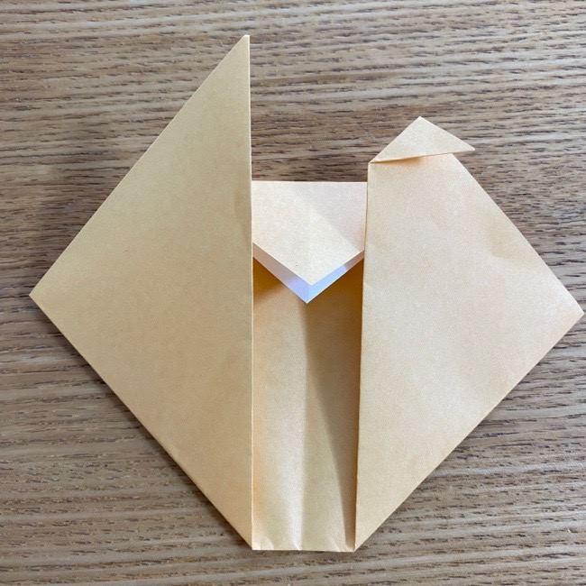 すみっコぐらしの折り紙アイスねこ (8)
