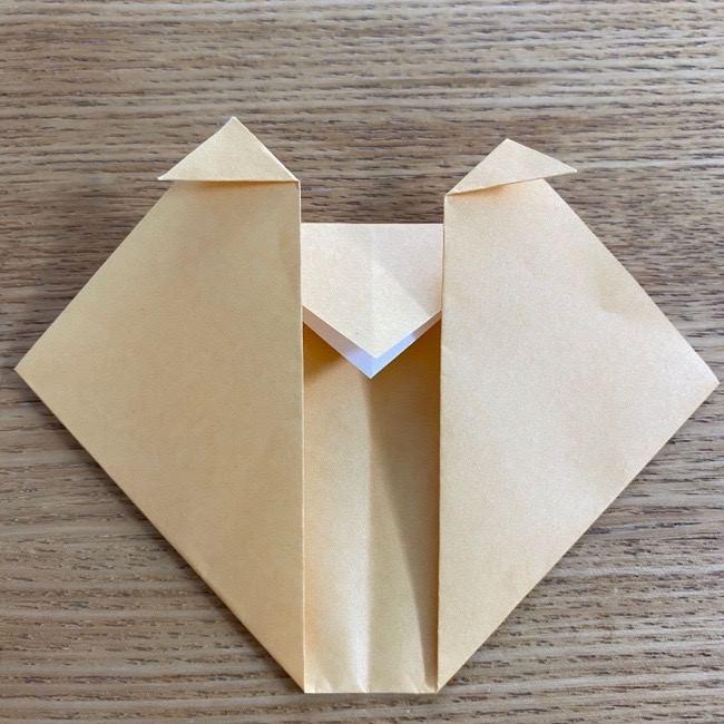 すみっコぐらしの折り紙アイスねこ (9)