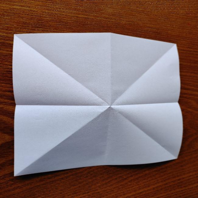 ひな祭りの折り紙 ひなあられの折り方 (6)