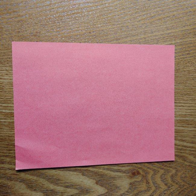 ひな祭り製作は2歳児3歳児からOK!折り紙の簡単な作り方 (1)