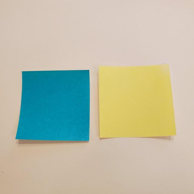 キュアグレースの折り紙*用意するもの (2)