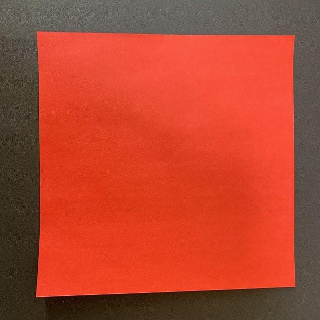 ハート型リースの作り方*折り紙とテープされあればOK!
