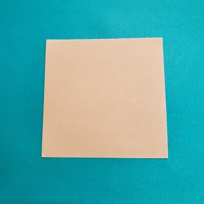 プリキュア【キュアグレース】折り紙の作り方 (1)