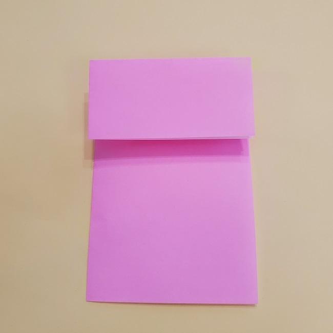 プリキュア【キュアグレース】折り紙の作り方 (10)