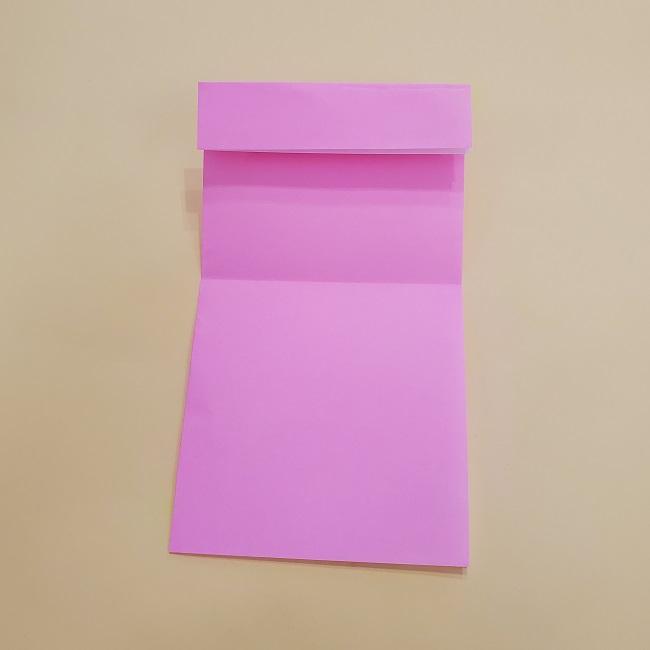 プリキュア【キュアグレース】折り紙の作り方 (11)